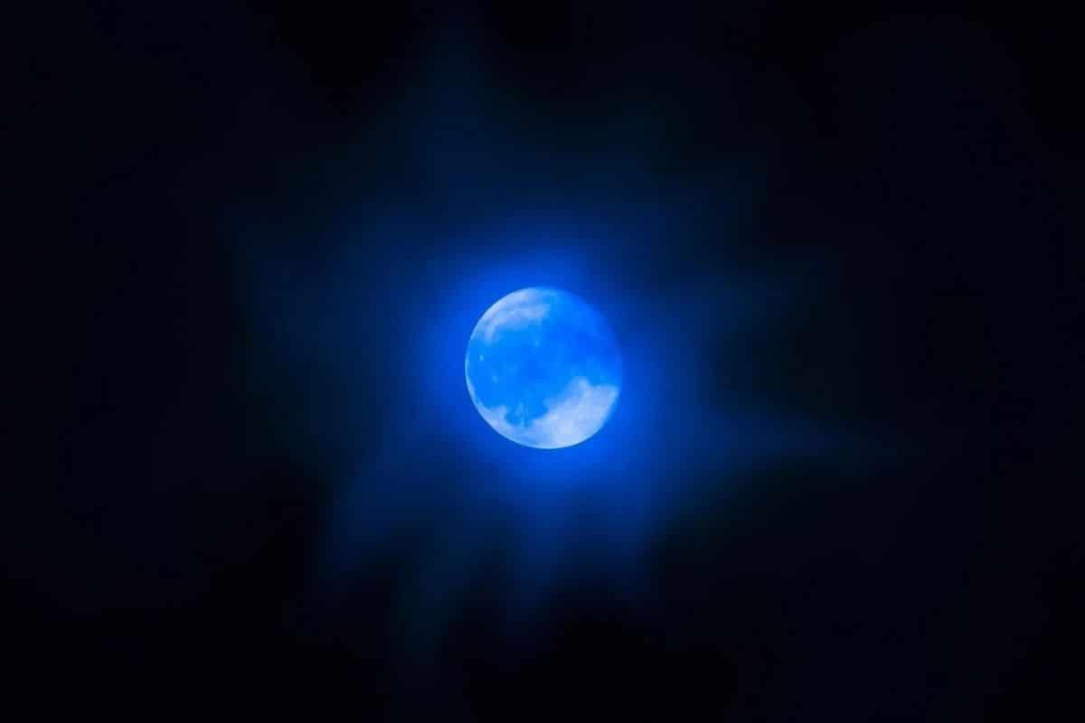 Melatonin Wirkung bei Nacht